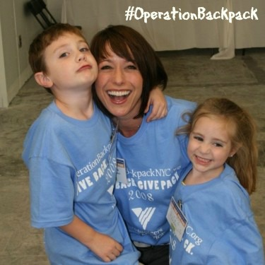 Support Operation Backpack
